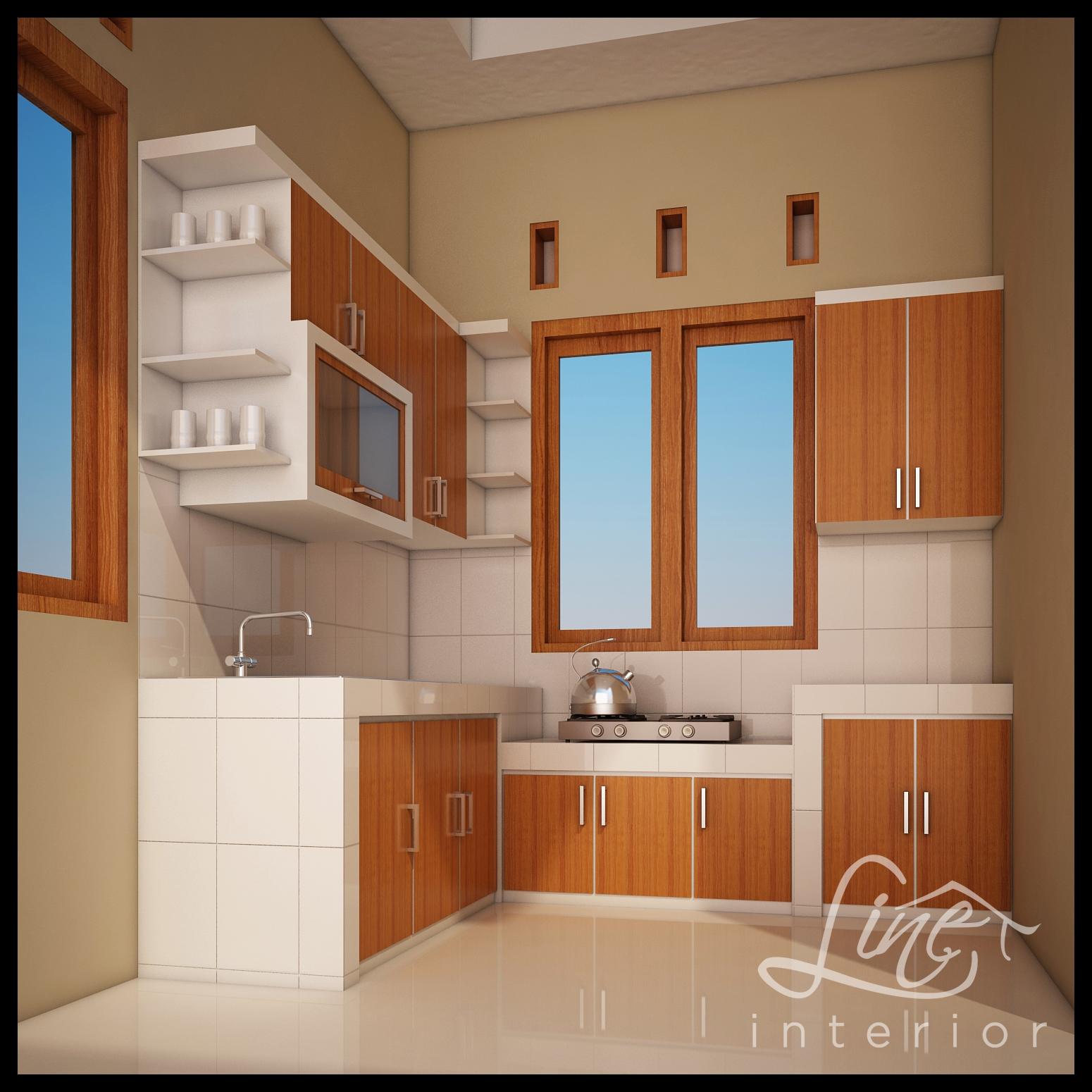 Desain Dapur Malang Bahan Kitchen Set Malang