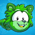 Puffle Spotlight: Green, But Not With Envy