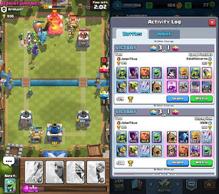tips jitu cepat naik level clash royale