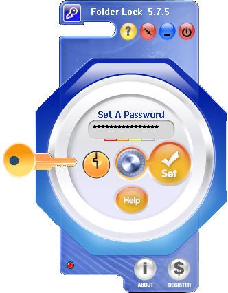Folder Lock 7.7.1 Crack, Key [Free] Full Version