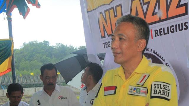 Ketua Golkar Sinjai: Kader Harus Solid Menangkan Paket SEHATI