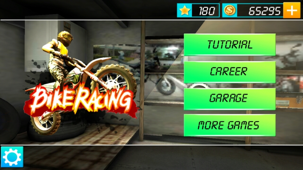 Free Download Android Game Bike Racing 3D