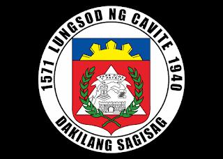 Cavite City Logo Vector