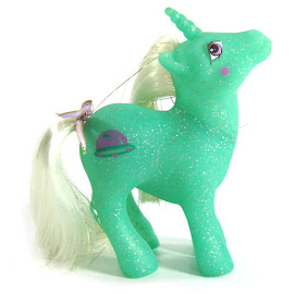 My Little Pony Star Hopper Year Six Mail Order G1 Pony