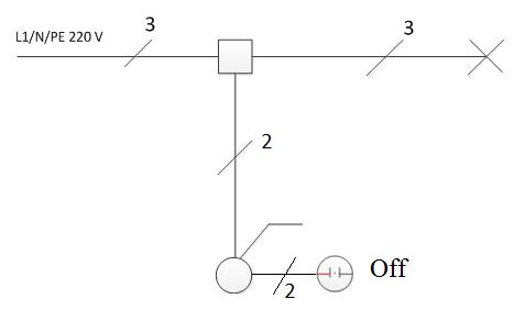 Lokasi jendela ilmu terdekat sistim pengaturan satu arah saklar diagram pengawatan ccuart Choice Image