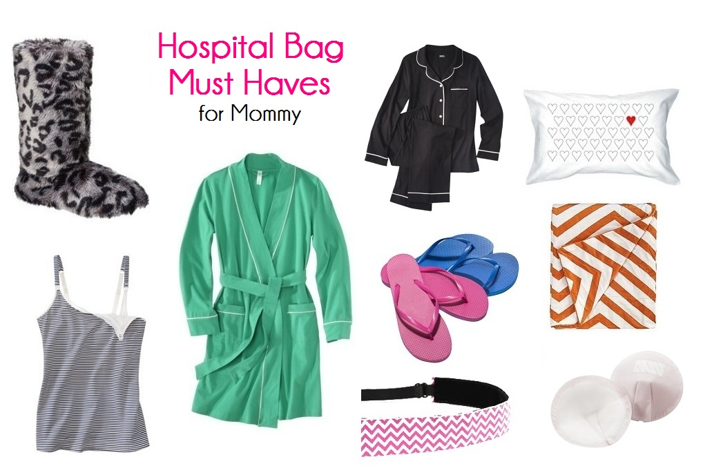 3dfe00b92ad62 ... couldn't have lived without in my hospital bag (not including items for  baby). This obviously wasn't everything in my bag (..toiletries, etc), ...