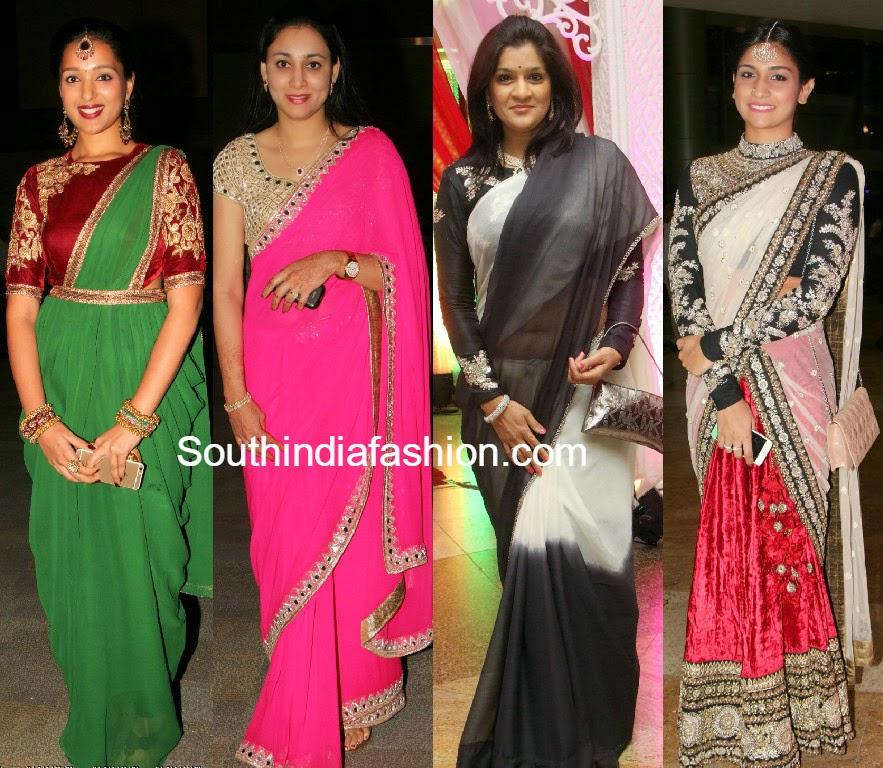 10 Best Celebrity Wedding Guest Dresses Indian: Wedding Guest Styles
