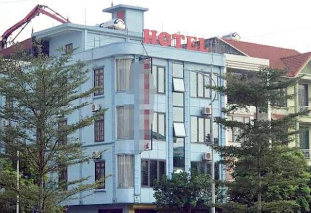 Khách sạn được cho là nơi nữ sinh lớp 9 bị nhóm người xâm hại