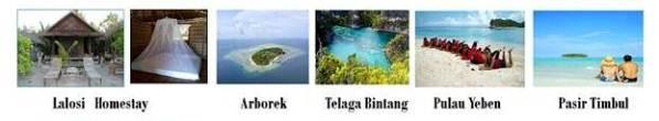 Paket tour wisata Ke Raja Ampat papua