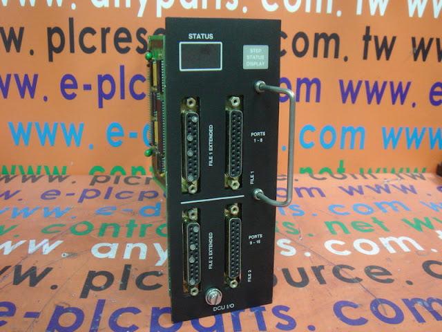 FISHER ROSEMOUNT DCU I/O BOARD DH6011X1-DA1 / 47A8968X012 D