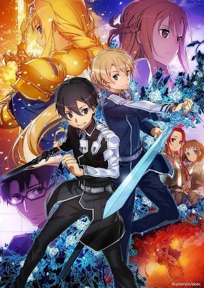 تقرير انمي Sword Art Online (الموسم الثالث)