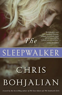 The Sleepwalker by Chris Bohjalian book cover