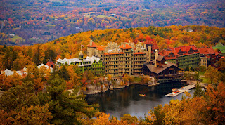 Mohonk Mountain NY USA All inclusive Resort
