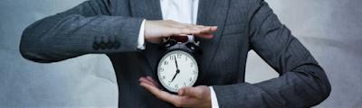 Tidsbegränsning mötesbokning manus