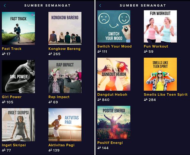 Travelling Seru Bareng Aplikasi New Langit Musik