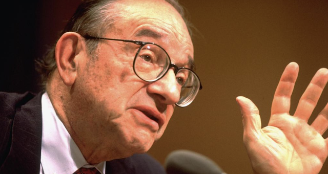 ALAN GREENSPAN SAYS INVESTORS SHOULD PREPARE FOR THE WORST