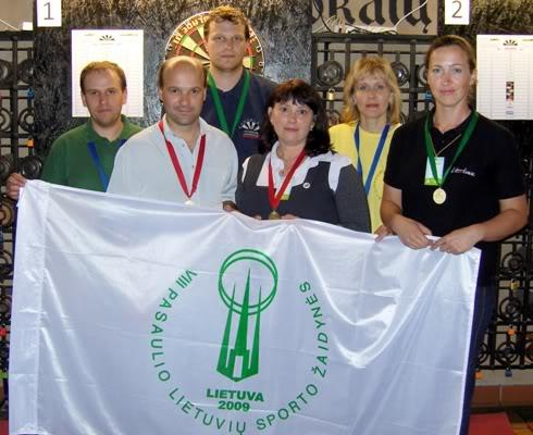 Pasaulio lietuvių sporto žaidynės 2009
