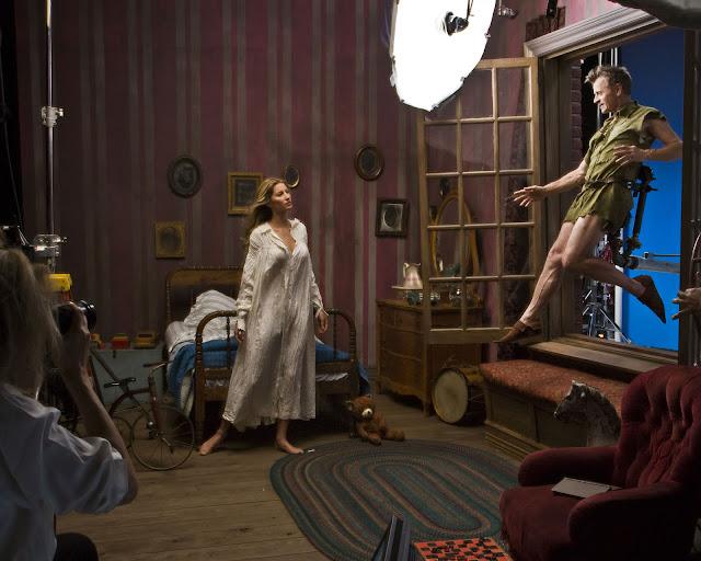 Peter Pan - Annie Leibovitz