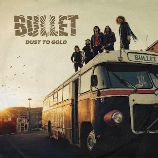"""Το βίντεο των Bullet για το """"Ain't Enough"""" από το album """"Dust to Gold"""""""