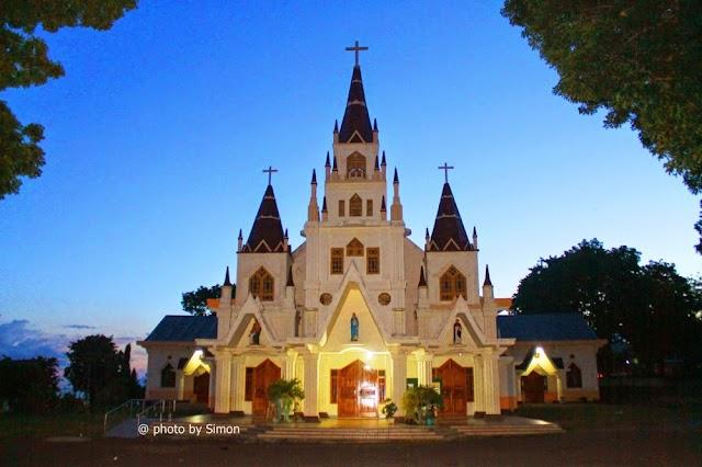 Sahkah Wasiat untuk Membangun Gereja ?