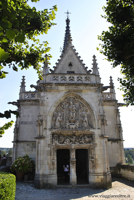 Tomba di Leonardo da Vinci