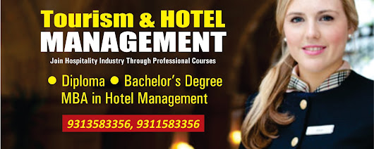 Hotel management institute in Delhi shapes your potential