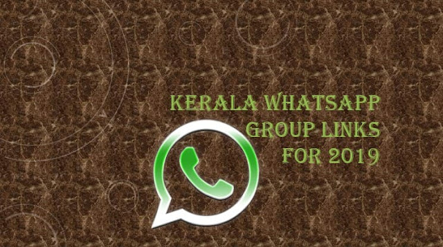 Kerala Whatsapp Group Link Of 2019