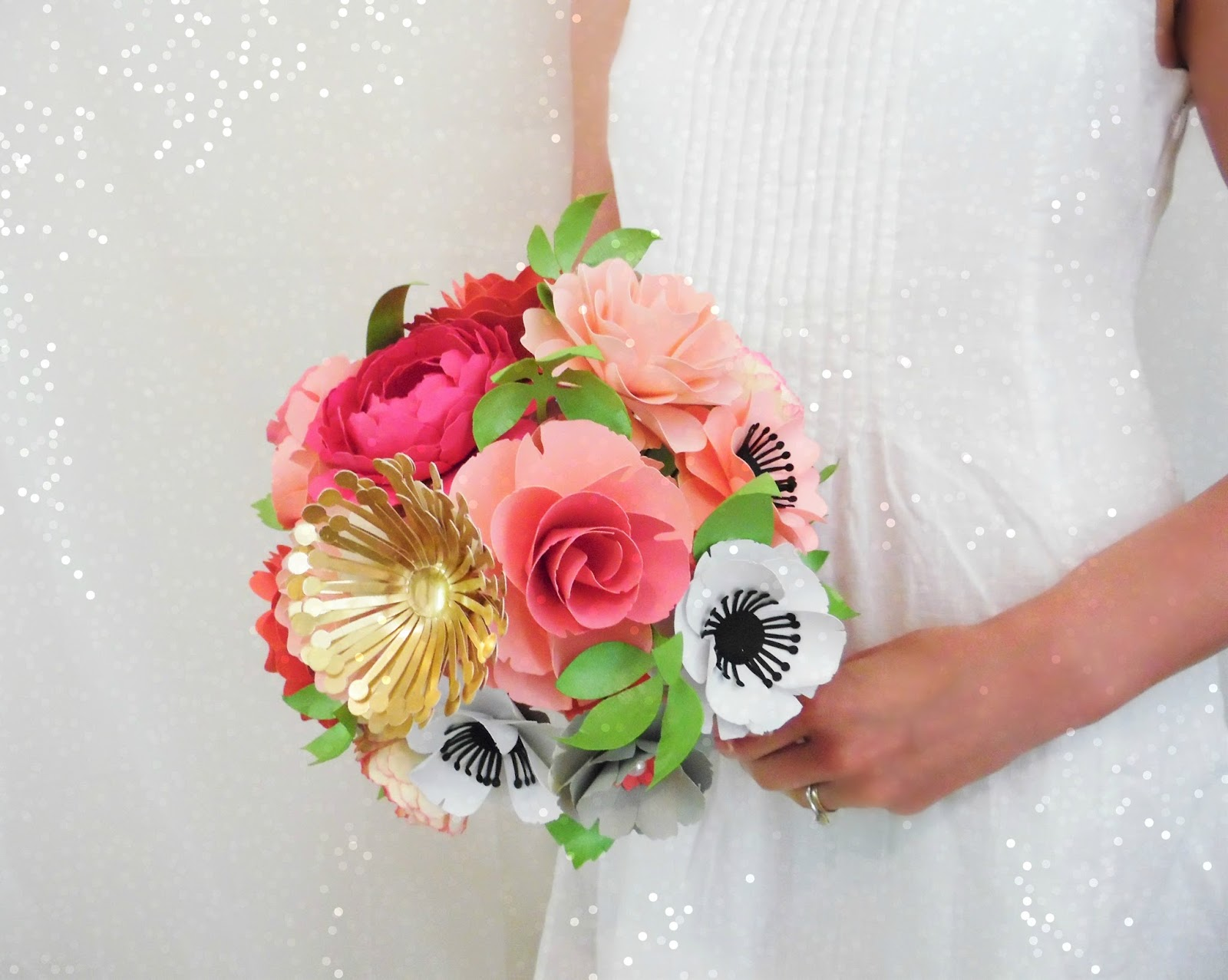 Paper Flower Design Ideas Abbi Kirsten Collections
