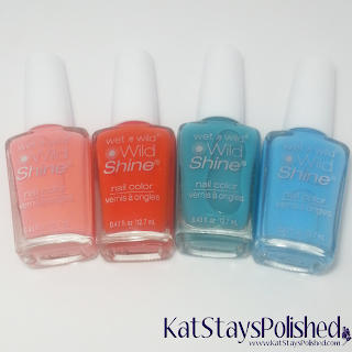 Wet n Wild Summer Festival Nail Color | Kat Stays Polished