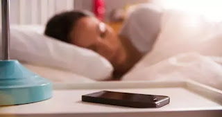 Four Dangers Of Sleeping Close to Your Phone Overnight