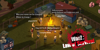 WarZ: Law of Survival v1.3.1