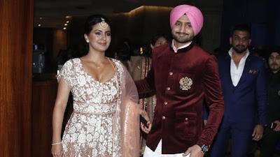 Harbhajan-Singh-Geeta-Basra-Yuvraj-Singhs-Reception
