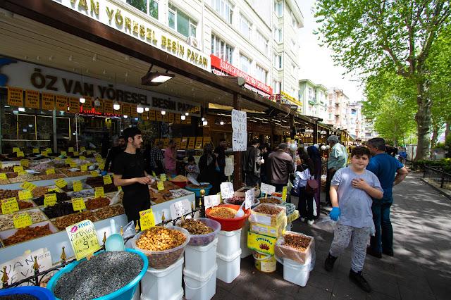 Fatih Pazari Istanbul