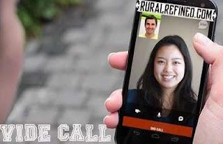 cara mudah video call