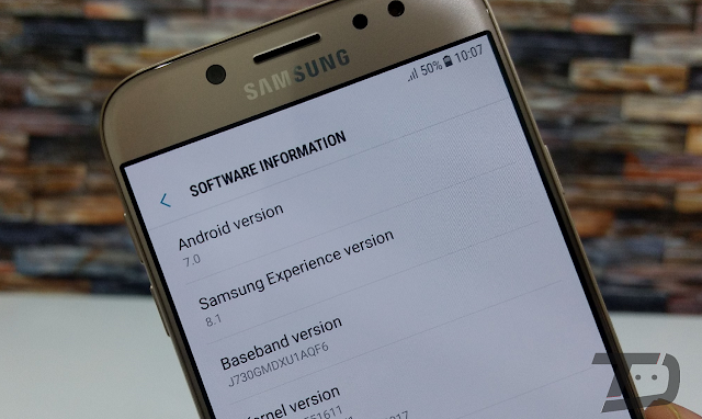 Android 7.0 Nougat now being tested on these three Samsung Devices