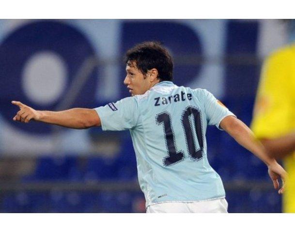 Football Wallpapers: Mauro Zarate