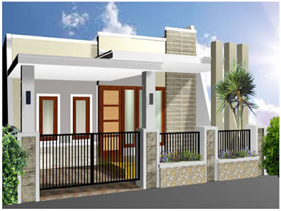 Image Fence Design Minimalist Home Latest