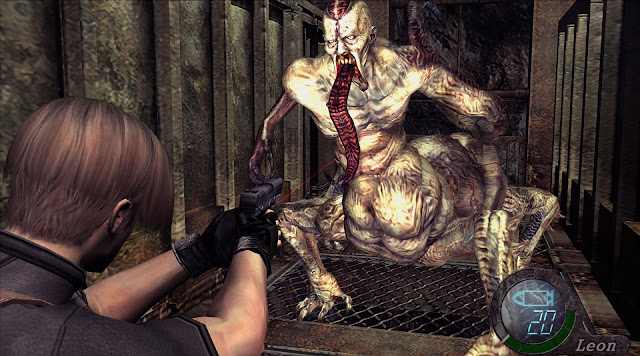 Resident Evil 4 Ultimate HD Edition PC Free Download Gameplay 1