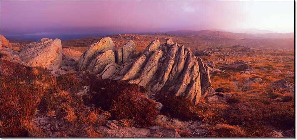 Jeremy Turner - Photography - Sharp Rocks
