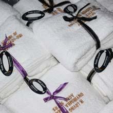 Customized towel souvenirs in Port Harcourt, Nigeria