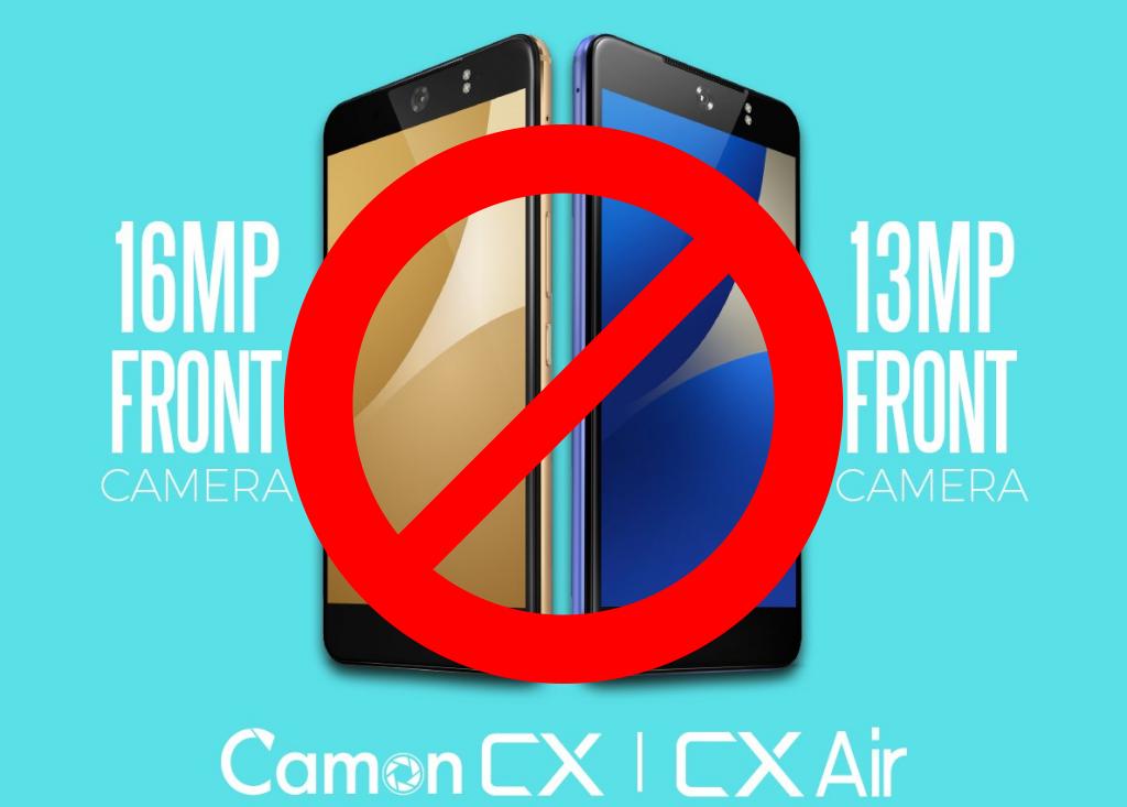 TECNO Camon CX (Air): Reason you shouldn't buy! - TechubNG
