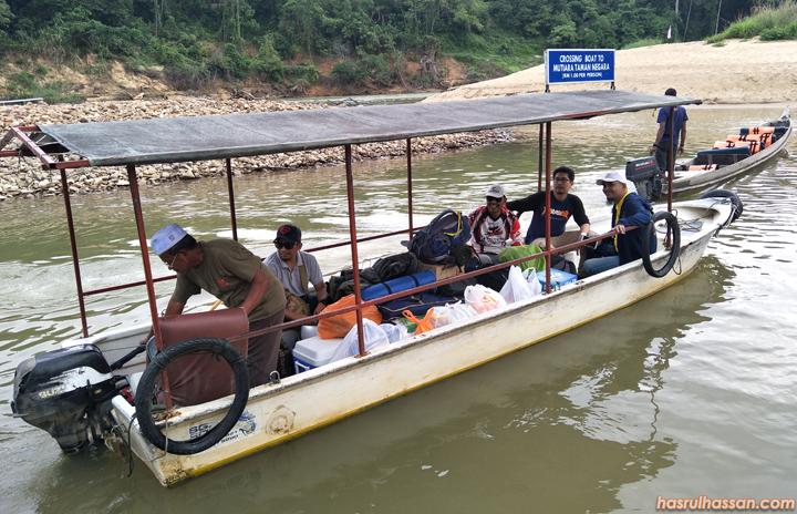 Pengalaman Pertama Bercuti ke Taman Negara Pahang - Part 1