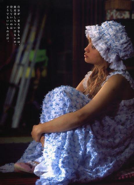 深田恭子 Kyoko Fukada 下妻物語 Shimotsuma Story Kamikaze Girls 05