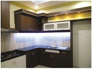 Jasa Pembuatan Kitchen Set Modern Di Jakarta Selatan 0813 8410