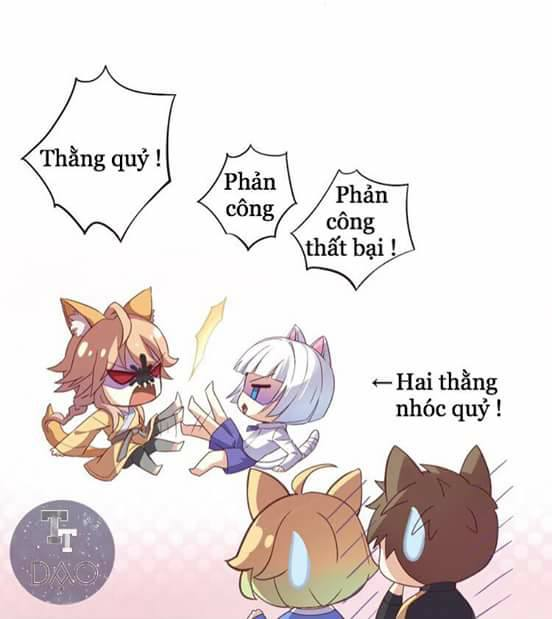 Dưới Móng Vuốt Mèo Chap 1