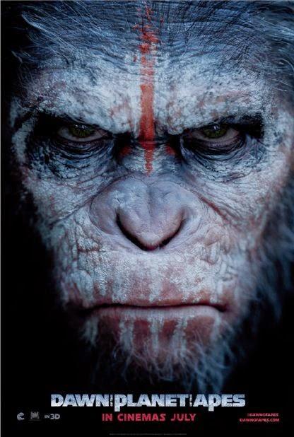 Ulasan Dan Sinopsis Film Dawn Of The Planet Of The Apes 2014