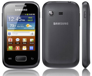 Samsung Galaxy Pocket S5300 picture