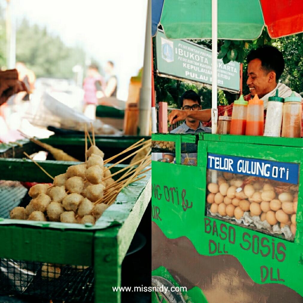 wisata kuliner pulau pari