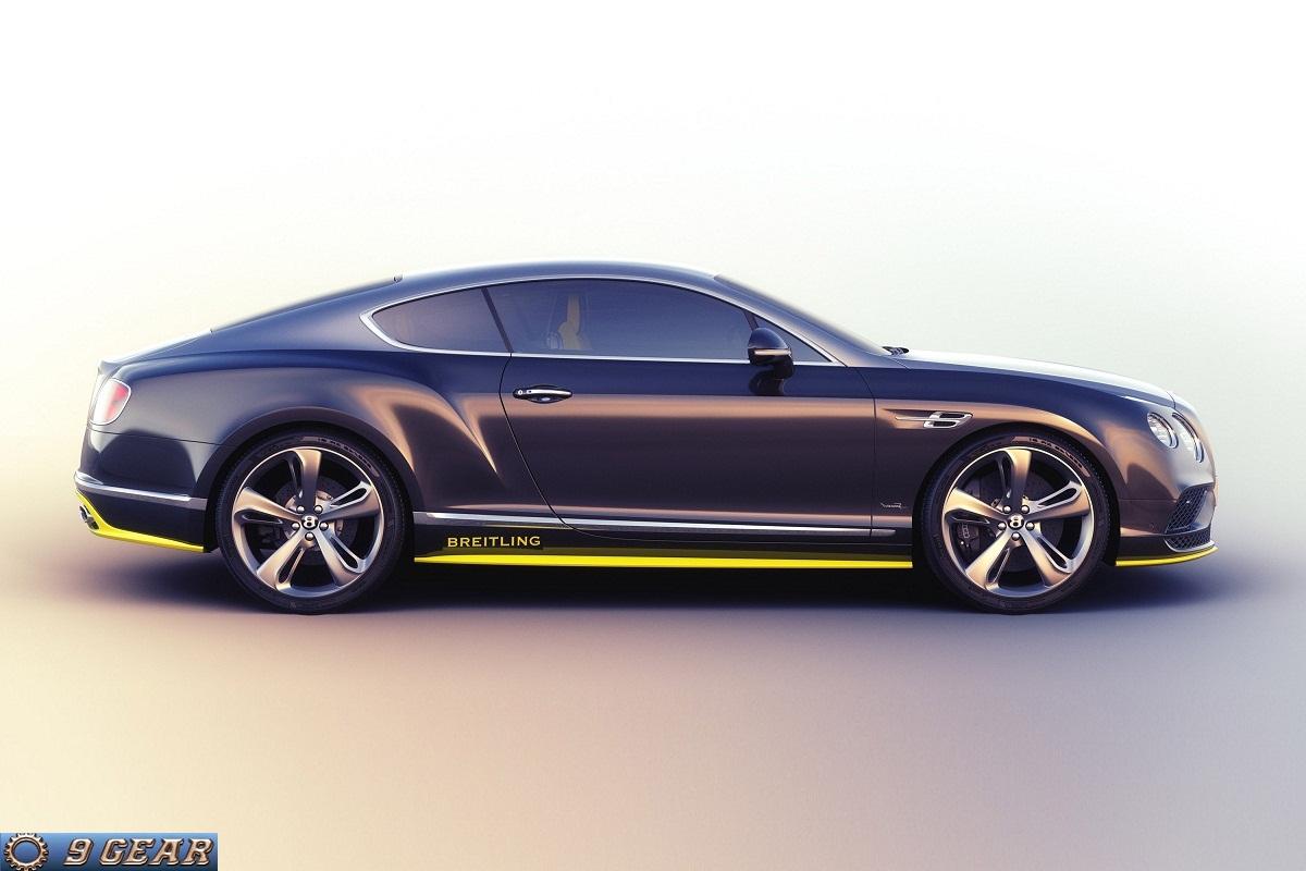 Bentley Continental GT Speed Breitling Jet Team Series | Car Reviews ...