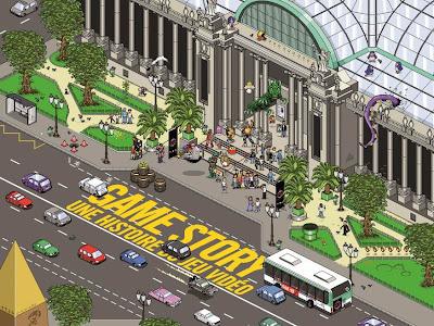 [Expo] Les jeux-vidéo s'invitent au Grand Palais !